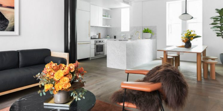 Matt Damon & Lucianna Barroso Now Own Brooklyn's Most Expensive Condo