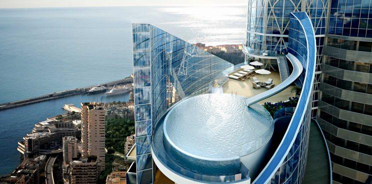 Tour Odéon, The Fabulous Penthouse In Monaco