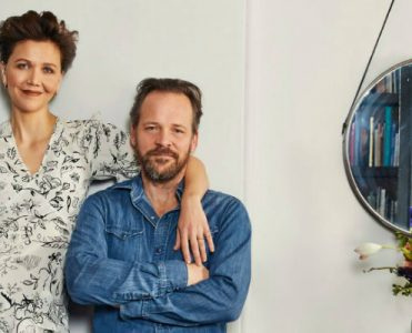 Celebrity homes inside Maggie Gyllenhaal and Peter Sarsgaard's house Celebrity homes Celebrity homes: inside Maggie Gyllenhaal and Peter Sarsgaard's house Celebrity homes inside Maggie Gyllenhaal and Peter Sarsgaards house f 371x300