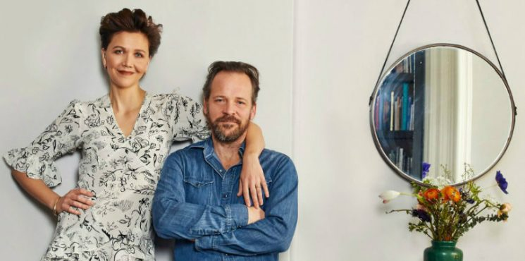 Celebrity homes inside Maggie Gyllenhaal and Peter Sarsgaard's house Celebrity homes Celebrity homes: inside Maggie Gyllenhaal and Peter Sarsgaard's house Celebrity homes inside Maggie Gyllenhaal and Peter Sarsgaards house f 745x370