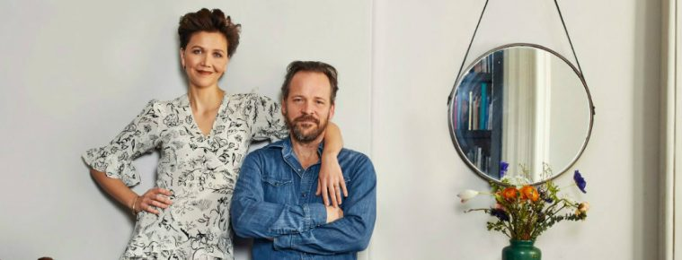 Celebrity homes inside Maggie Gyllenhaal and Peter Sarsgaard's house Celebrity homes Celebrity homes: inside Maggie Gyllenhaal and Peter Sarsgaard's house Celebrity homes inside Maggie Gyllenhaal and Peter Sarsgaards house f 759x290