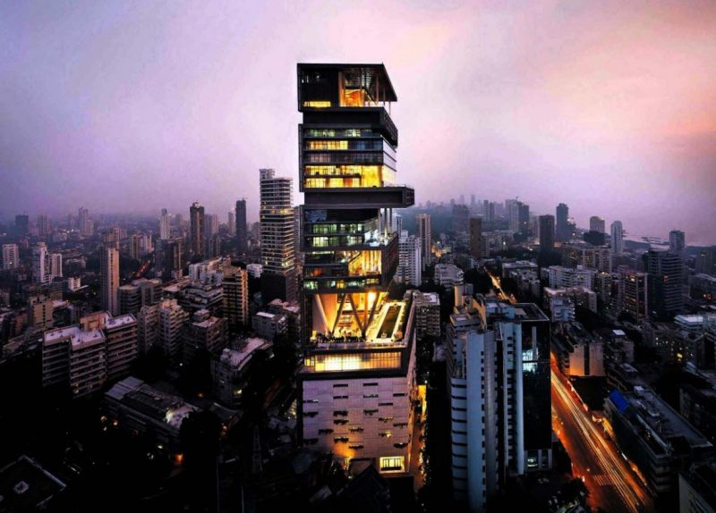 Discover Antilia, The 27 Story House In Mumbai  antilia mumbai india house Discover Antilia, The 27 Story House In Mumbai DjHtJB9X4AATuk8 e1551278009620