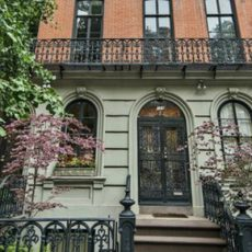 Mary Kate Olsen's two townhouses hit the market for $16-million 2 Mary Kate Olsen Mary Kate Olsen's two townhouses hit the market for $16-million Mary Kate Olsen   s two townhouses hit the market for 16 million 230x230