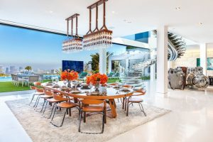 Inside The 500 Million Luxurious Home In Bel-Air