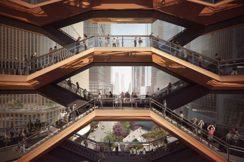 Behold The Most Magnificent Building, Hudson Yards hudson yards Behold The Most Magnificent Building, Hudson Yards 13 e1553095792661