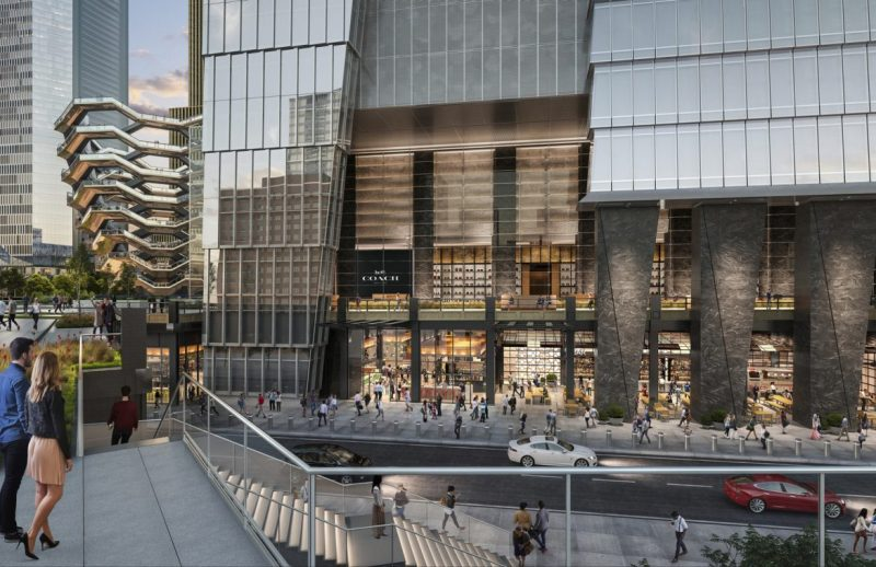 Behold The Most Magnificent Building, Hudson Yards hudson yards Behold The Most Magnificent Building, Hudson Yards 14 e1553093860545