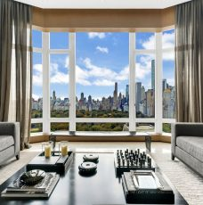 15 Central Park West, A Penthouse With A View