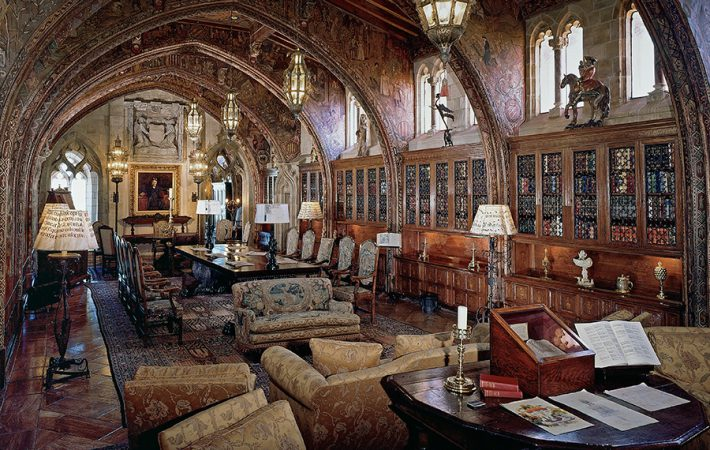 The Wonder Behind Hearst Castle, A Landmark hearst castle The Wonder Behind Hearst Castle, A Landmark Gothic Study