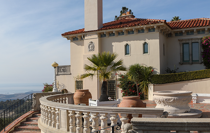 The Wonder Behind Hearst Castle, A Landmark  hearst castle The Wonder Behind Hearst Castle, A Landmark New A House Exterior South E9A0680 crpd