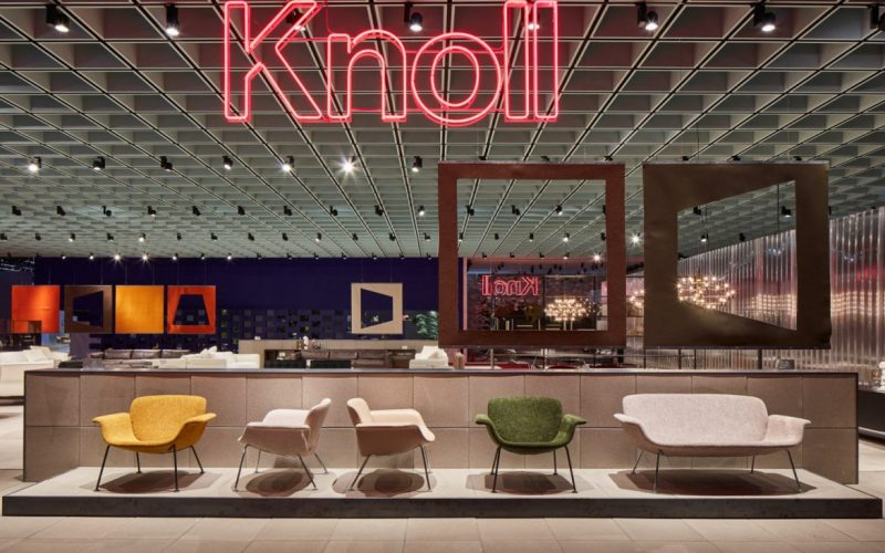 Knoll Stunned With Their Collection At Salone Del Mobile 2019 knoll Knoll Stunned With Their Collection At Salone Del Mobile 2019 38A8506 e e1555506915115