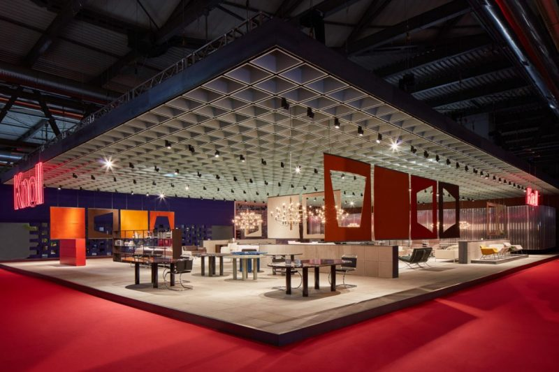 Knoll Stunned With Their Collection At Salone Del Mobile 2019 knoll Knoll Stunned With Their Collection At Salone Del Mobile 2019 38A8509 e e1555507009163