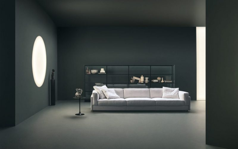 Knoll Stunned With Their Collection At Salone Del Mobile 2019 knoll Knoll Stunned With Their Collection At Salone Del Mobile 2019 Knoll Gould Sofa by Piero Lissoni  phFedericoCedrone e e1555506967210