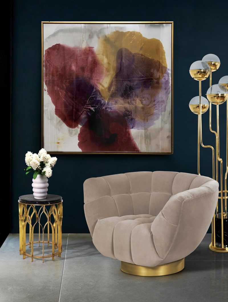 Rounded Shapes Trend To Complete Your Home Décor