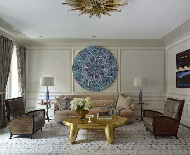 Fox Nahem Designs A Classic Upper East Side Townhouse fox nahem Fox Nahem Designs A Classic Upper East Side Townhouse 3120E63rd20Street 10 CROP