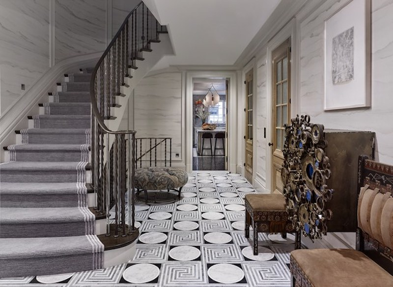Fox Nahem Designs A Classic Upper East Side Townhouse fox nahem Fox Nahem Designs A Classic Upper East Side Townhouse 3120E63rd20Street 27 darker