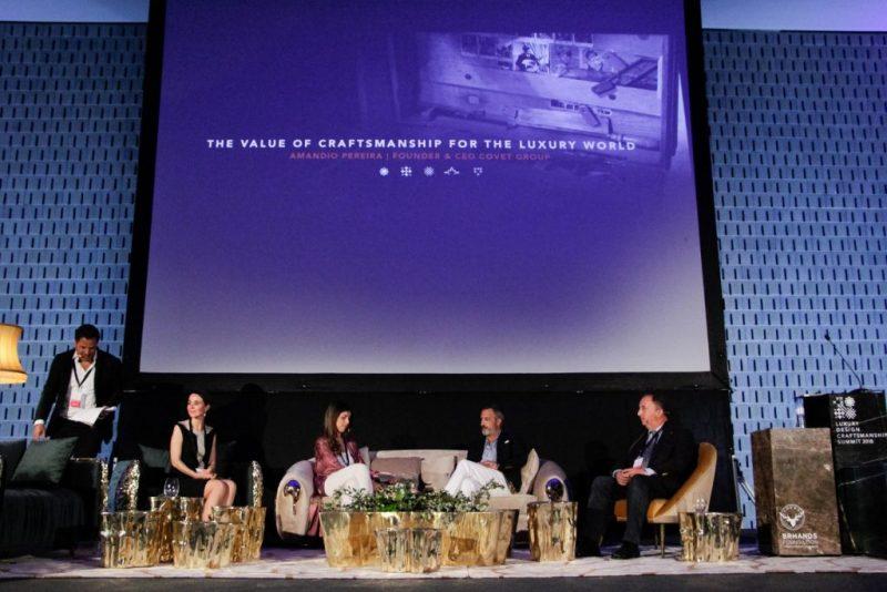 luxury design & craftsmanship summit Get Excited With The 2º Luxury Design & Craftsmanship Summit Celebrating Craftsmanship The Luxury DesignCraftsmanship Summit 2019 5 1024x683 e1558947259943 1