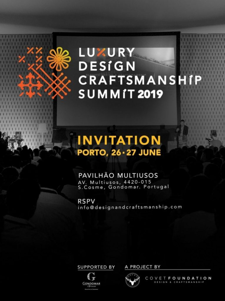 Get Excited With The 2º Luxury Design & Craftsmanship Summit luxury design & craftsmanship summit Get Excited With The 2º Luxury Design & Craftsmanship Summit LDC2 768x1029 1