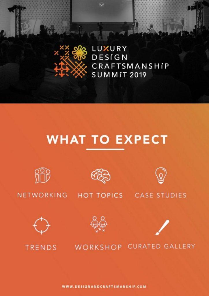 luxury design & craftsmanship summit Get Excited With The 2º Luxury Design & Craftsmanship Summit LDC3 768x1086 1