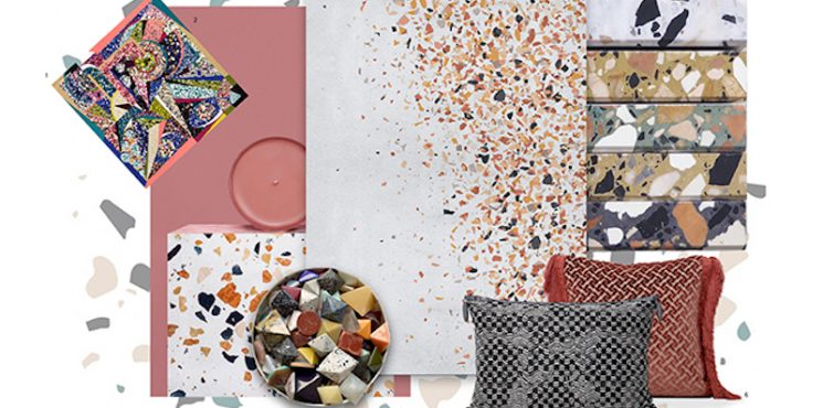 Let The Summer Vibes In With The Refreshing Terrazzo Trend