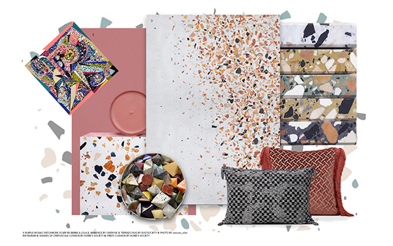 Let The Summer Vibes In With The Refreshing Terrazzo Trend terrazzo trend Let The Summer Vibes In With The Refreshing Terrazzo Trend Terrazzo Is The New Trend You Will Want To Follow 1