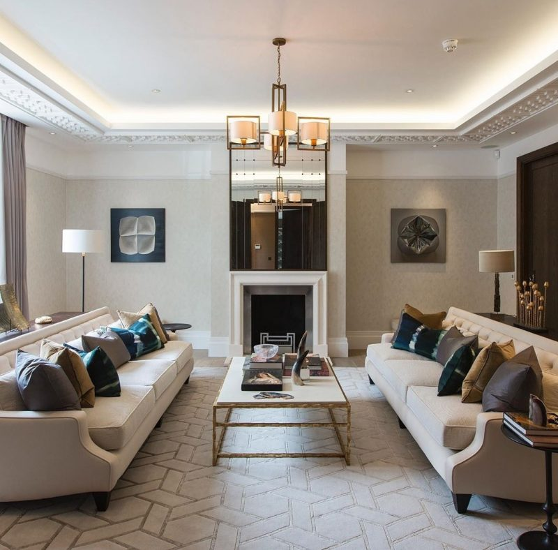 WISH London, The Best Match Between Interior Architecture And Design