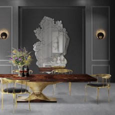 Discover The Ultimate Pieces For An Exquisite Dining Room dining room Discover The Ultimate Pieces For An Exquisite Dining Room metamorphosis dining table ambience 230x230