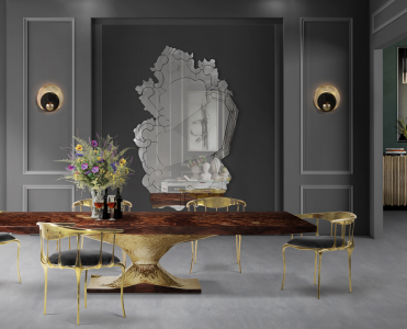 Discover The Ultimate Pieces For An Exquisite Dining Room