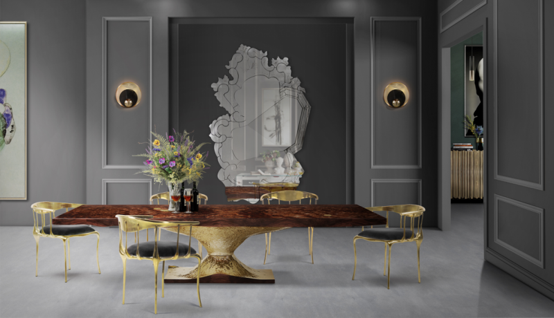Discover The Ultimate Pieces For An Exquisite Dining Room dining room Discover The Ultimate Pieces For An Exquisite Dining Room metamorphosis dining table ambience e1557934679888