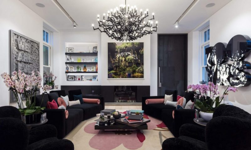 Gaze At This London Residence From Wilkinson Beven Design wilkinson beven design Gaze At This London Residence From Wilkinson Beven Design Wilkinson Beven London Residence Living Room 1 2000x1200 e1559740508331