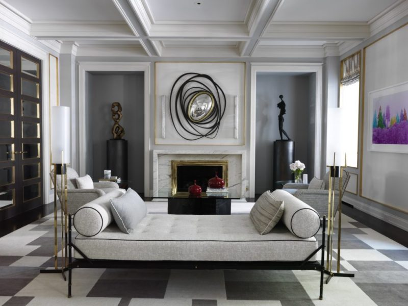 Discover The Top French Interior Designers - Part III french interior designers Discover The Top French Interior Designers  – Part III 280 4x6 907 5th Avenue living room