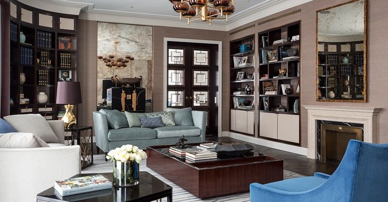 polina pidstan Polina Pidstan, The Master Of Private Interiors From Russia Polina Pidstan The Master Of Private Interiors From Russia 4