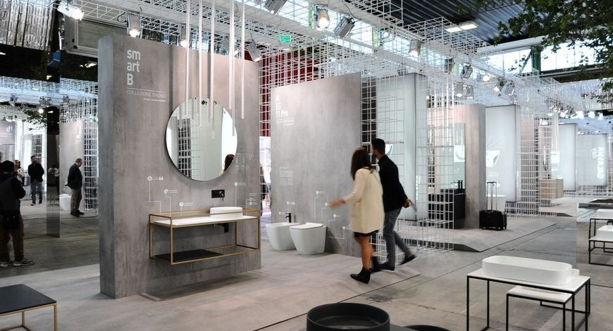 Cersaie 2019 top stands the most expensive homes - Home expo design center locations ...