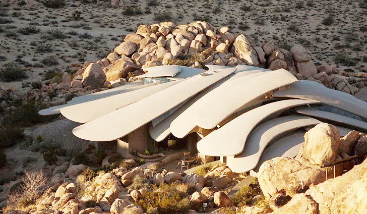 organic architecture Home Tour: Organic Architecture In Joshua Tree home tour organic architecture joshua tree 3
