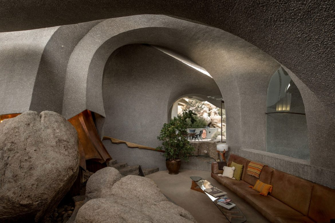 organic architecture Home Tour: Organic Architecture In Joshua Tree home tour organic architecture joshua tree 4
