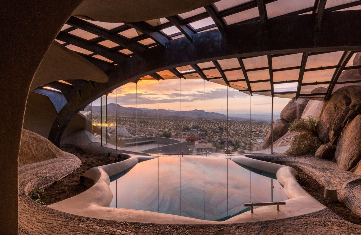Home Tour: Organic Architecture In Joshua Tree organic architecture Home Tour: Organic Architecture In Joshua Tree home tour organic architecture joshua tree 6