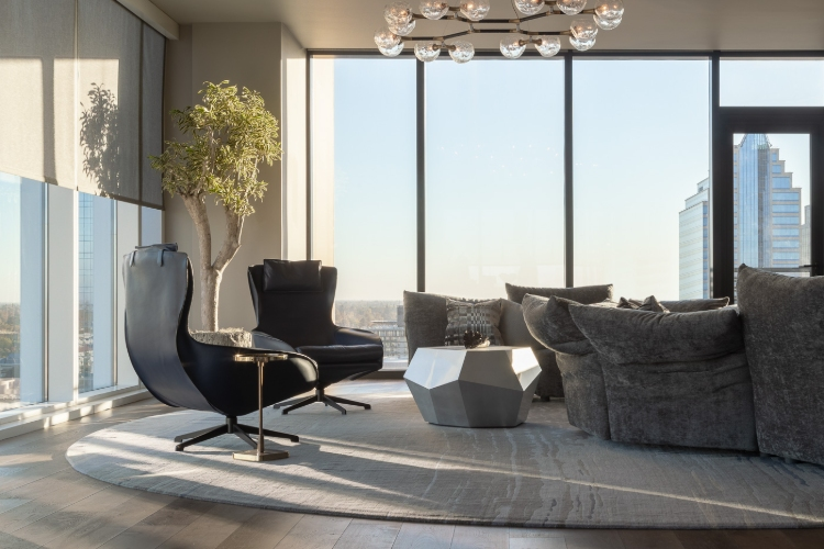 Take A Look At This Contemporary Penthouse In California contemporary penthouse Take A Look At This Contemporary Penthouse In California look contemporary penthouse california 3