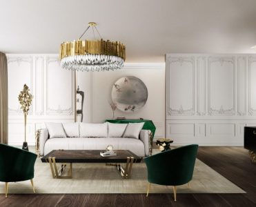 Living Room Ideas: TOP 5 Coffee Tables