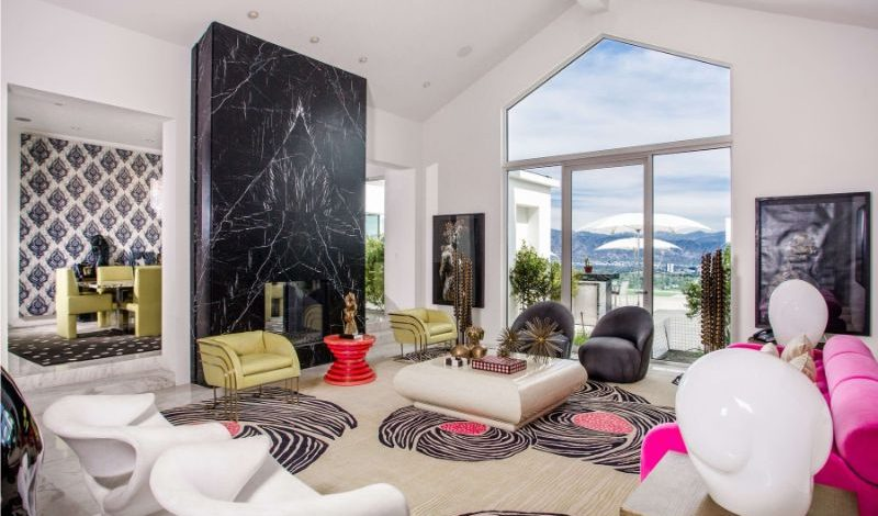 gwen stefani Gwen Stefani Sells Beverly Hills Mansion gwen stefani sells beverly hills mansion home 2 800x470