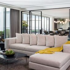 Luxury Penthouse In Hollywood By SFA Design