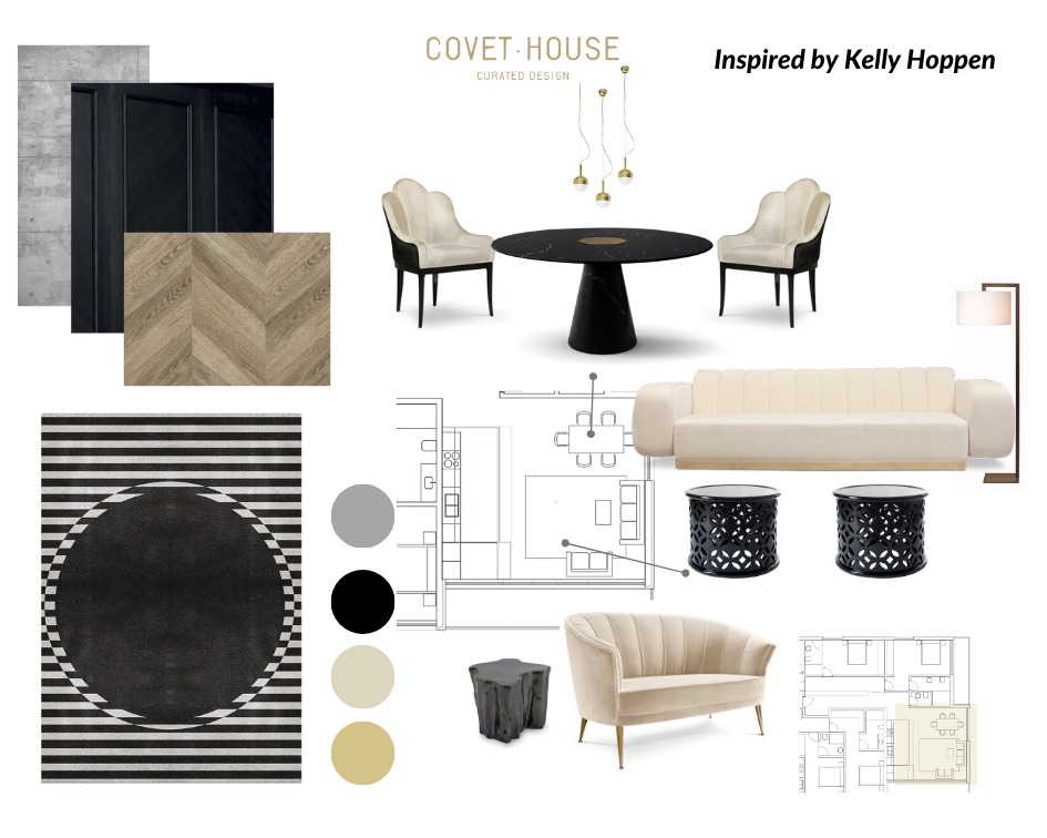 Neutral Moodboard Inspired By Kelly Hoppen's Style  kelly hoppen Neutral Moodboard Inspired By Kelly Hoppen's Style  neutral moodboard inspired kelly hoppens style 1