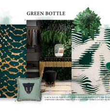 Bring Nature Into Your Home Decor With Bottle Green bottle green Bring Nature Into Your Home Decor With Bottle Green bring nature home decor bottle green 1 228x230