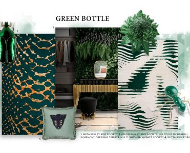 Bring Nature Into Your Home Decor With Bottle Green bottle green Bring Nature Into Your Home Decor With Bottle Green bring nature home decor bottle green 1 371x300
