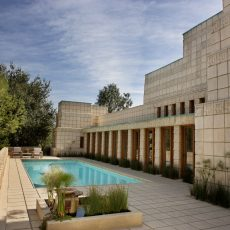 Frank Lloyd Wright's Ennis House Has Been Sold frank lloyd wright Frank Lloyd Wright's Ennis House Has Been Sold frank lloyd wrights ennis house sold 5 230x230
