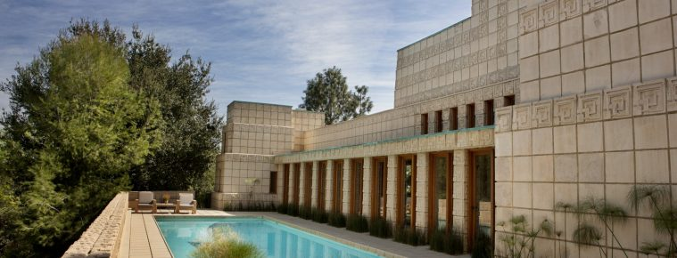 Frank Lloyd Wright's Ennis House Has Been Sold frank lloyd wright Frank Lloyd Wright's Ennis House Has Been Sold frank lloyd wrights ennis house sold 5 759x290