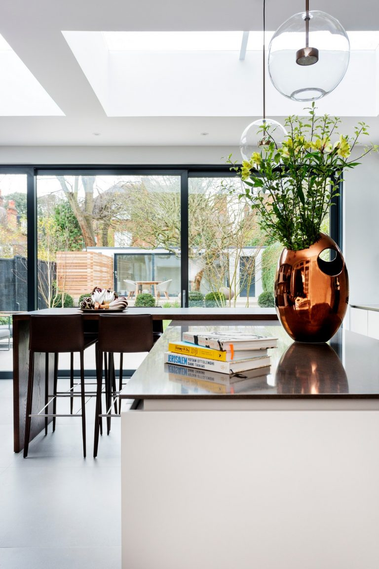 Modern British House In London By Zulufish Studio modern british house Modern British House In London By Zulufish Studio modern british house london zulufish studio 2