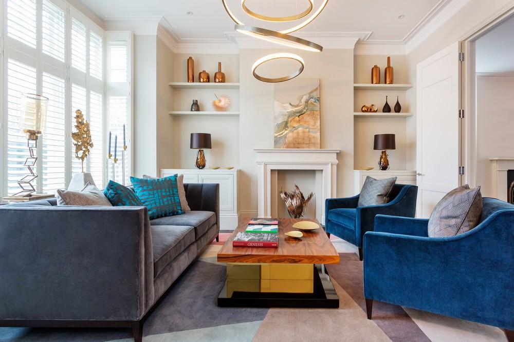 Modern British House In London By Zulufish Studio