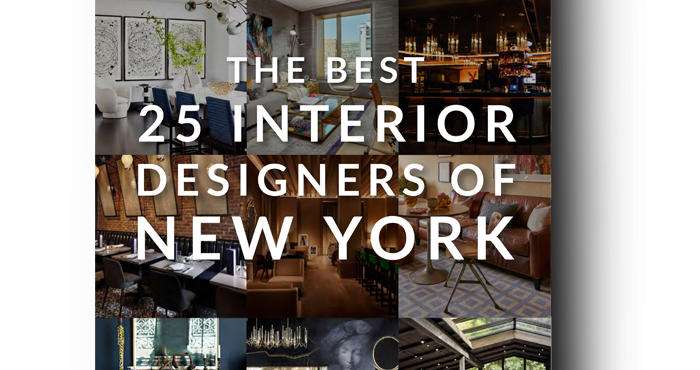 Free Ebook: The Best 25 Interior Designers Of New York free ebook Free Ebook: The Best 25 Interior Designers Of New York free ebook best interior designers new york 1 700x370