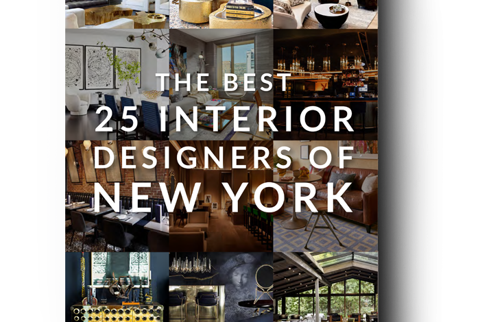 free ebook Free Ebook: The Best 25 Interior Designers Of New York free ebook best interior designers new york 1 700x470