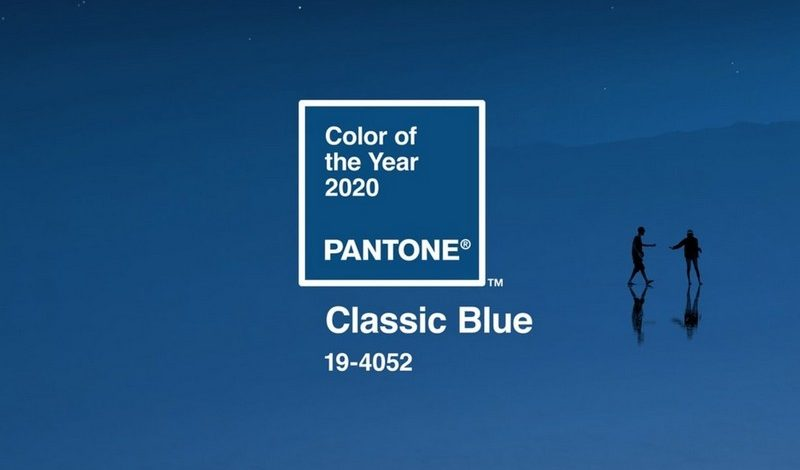 color of the year 2020 Interior Design Ideas With Classic Blue, Pantone's Color Of The Year 2020 interior design ideas classic blue pantones color year 2020 1 800x470