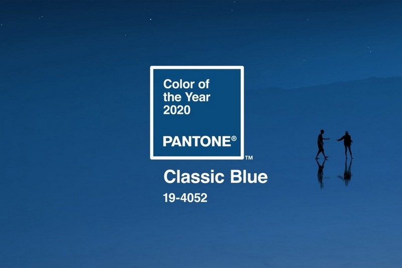 Interior Design Ideas With Classic Blue, Pantone's Color Of The Year 2020 color of the year 2020 Interior Design Ideas With Classic Blue, Pantone's Color Of The Year 2020 interior design ideas classic blue pantones color year 2020 1